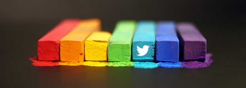 social media chalk