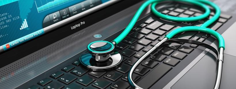 medical laptop