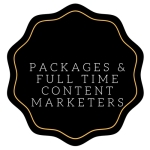 content packages and full timem content marketers