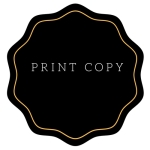 print copywriting services