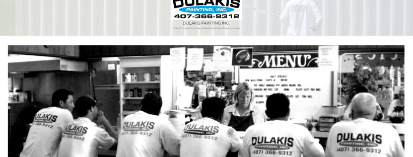 Dulakis Painting Web Design Website