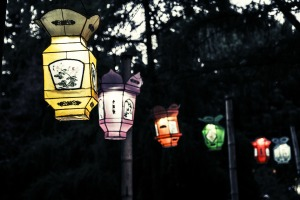 new year 2016 lanterns