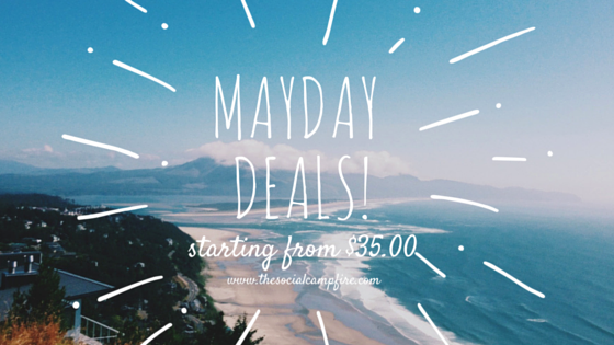 May Marketing Deals