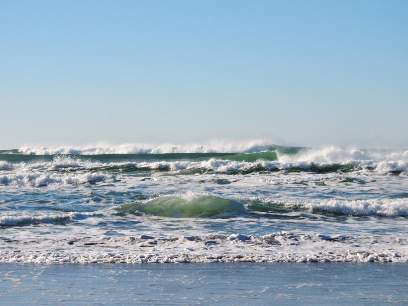 brazil ocean waves
